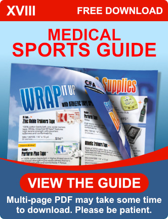 Medical Sports Guide XVIII - Free Download - View the Guide